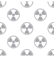 New Nuclear seamless pattern vector image vector image