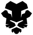 tiger vector image vector image