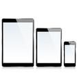 ipad iphone vector image