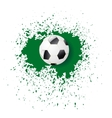 Sport Ball Icon vector image vector image