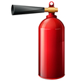 A fire extinguisher vector image vector image