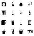 Clean icon set