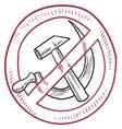 Doodle hammer sickle communism no warning