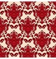 Damask Medallion Seamless pattern vector image
