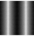 Op Art Design Striped Seamless Pattern vector image vector image