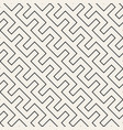 maze tangled lines contemporary graphic vector image