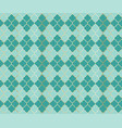 eastern mosque seamless pattern vector image