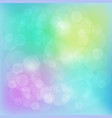 bright blurred background vector image vector image