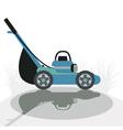 Mower vector image