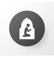 namaz room icon symbol premium quality isolated vector image vector image