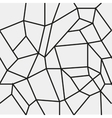 Geometric simple minimalistic pattern rectangles vector image