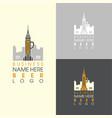 new york beer logo vector image vector image
