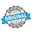 original stamp sign seal vector image vector image