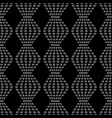 rhombus chaotic seamless pattern 6408 vector image vector image