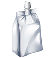 A drinking bag vector image vector image