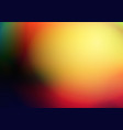 abstract blurred colors background vector image