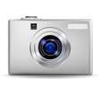 simple digital camera vector image vector image