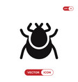 tick icon vector image vector image