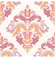 Floral Seamless Pattern Orient Abstract Background vector image