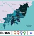 map busan south korea
