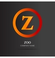 Z Letter logo abstract design vector image vector image