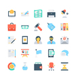 Banking and Finance Icons 2 vector image vector image
