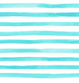 beautiful seamless pattern with blue watercolor vector image