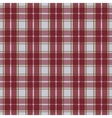 seamless retro squared fabric vector image