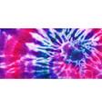 tie dye spiral shibori colorful abstract vector image vector image