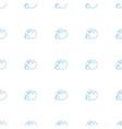 dancing emoji icon pattern seamless white vector image vector image
