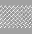 texture pattern of metal vector image vector image