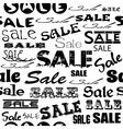 Sale pattern vector image