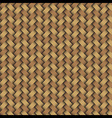 Woven wood pattern 2 vector image vector image