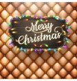 Christmas party poster EPS 10 vector image vector image