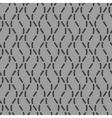 Geometric waves seamless pattern