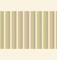 trendy striped wallpaper vintage stripes pattern vector image