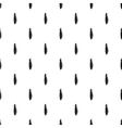 Beans pattern simple style vector image vector image