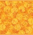 orange stamp seamless background orange juice vector image vector image