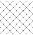 Seamless geometric pattern rhombus vector image vector image