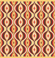 mid-century modern art background abstract vector image vector image