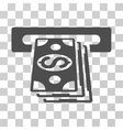 Cash Machine Icon vector image