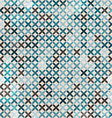 cloth blue seamless pattern vector image