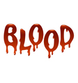 Inscription blood vector | Price: 1 Credit (USD $1)