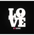 wine concept label background vector image vector image