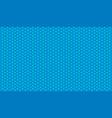 brushed metal aluminum blue light metallic vector image vector image
