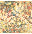 floral wallpaper tile vector image vector image
