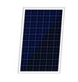 solar panel design sun energy modules vector image