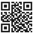 Simple QR code vector image vector image