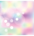 Abstract colorful blurred background