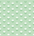 Pale color holland tulip repeatable motif simple